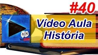 40 - História para Vestibular - A República das Espadas [Vídeo Aula]
