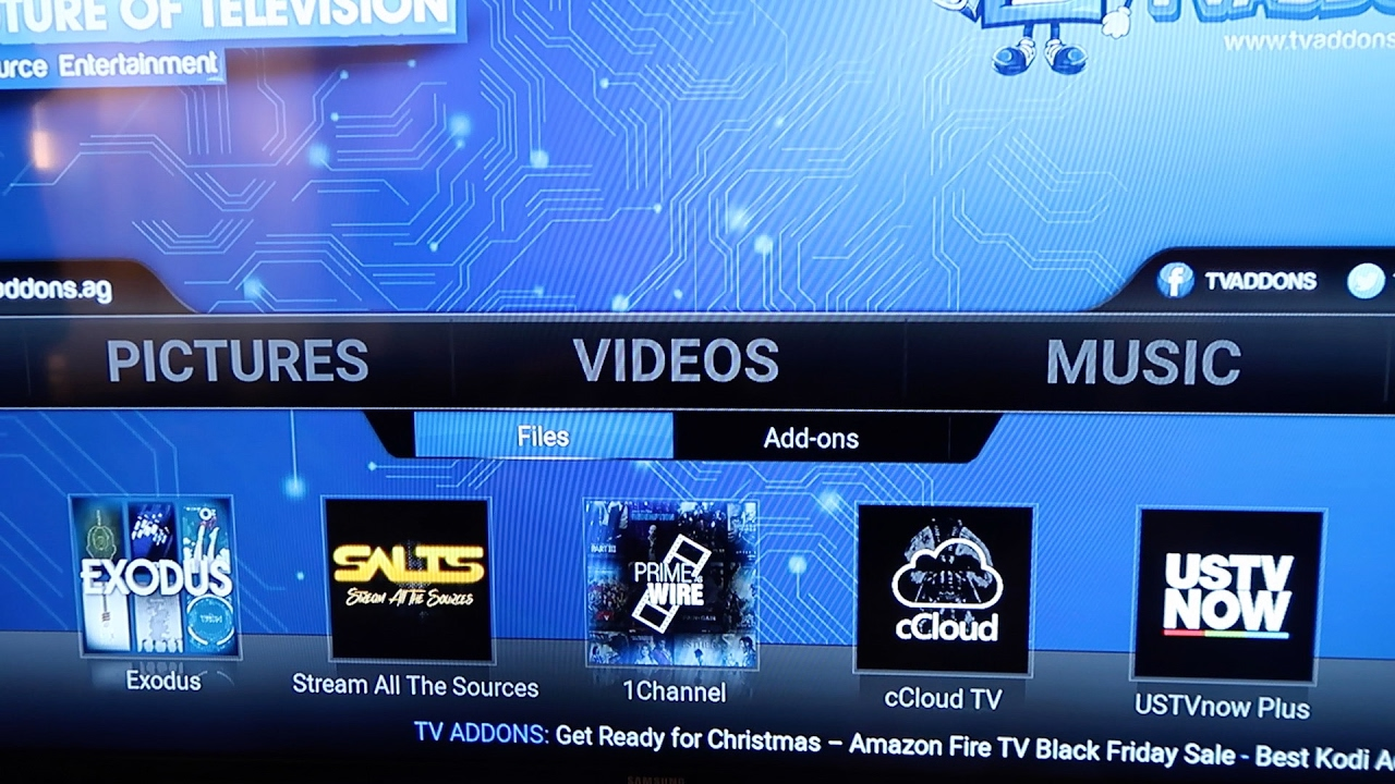 download kodi with exodus on firestick