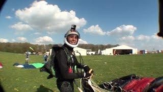Jean-Luc Lahaye - Parachutisme, 500è saut