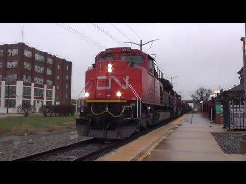 Illinois and Missouri Trains 3
