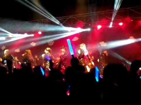 JKT48 - Dialog dengan Kenari Konser Bogor 28092014