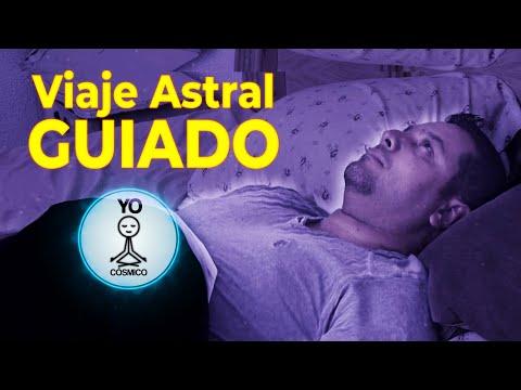 Viaje Astral Guiado