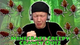 Minecraft Creepy Crawly Quiz Challenge With Netty Plays