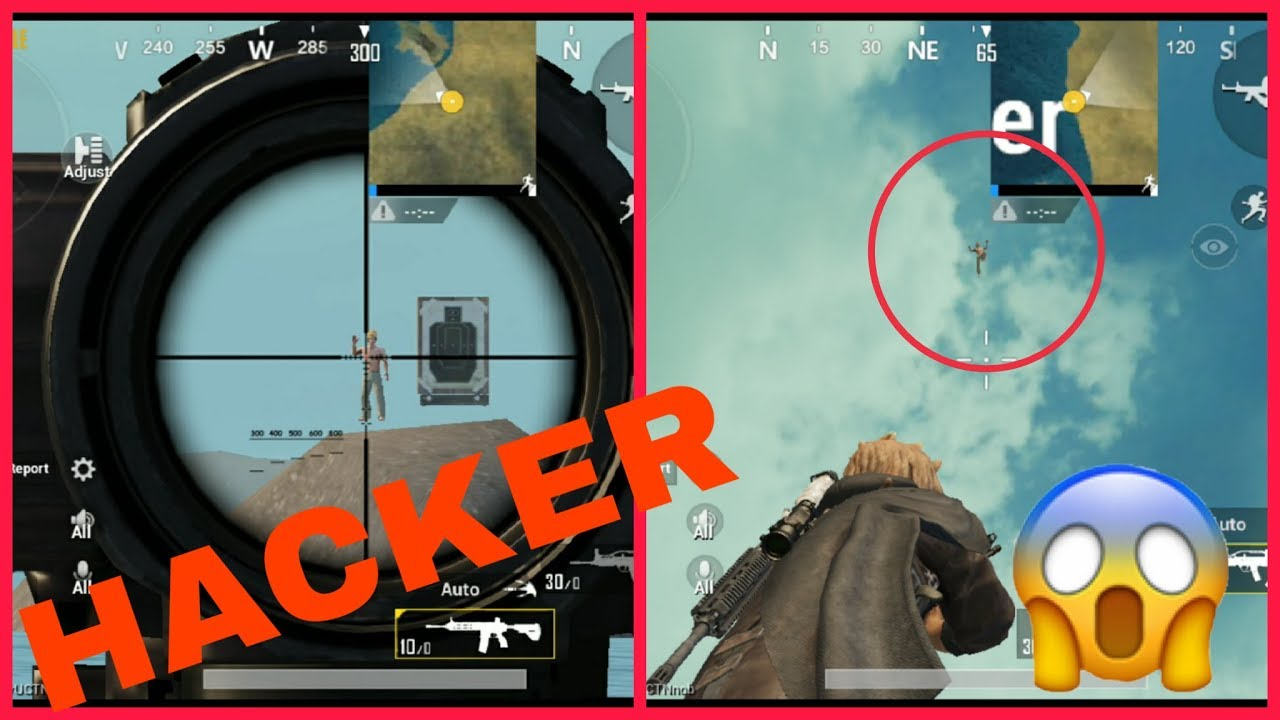 Hacker Found In My Lobby Pubg Mobile Assassin Gaming Pubg Memes