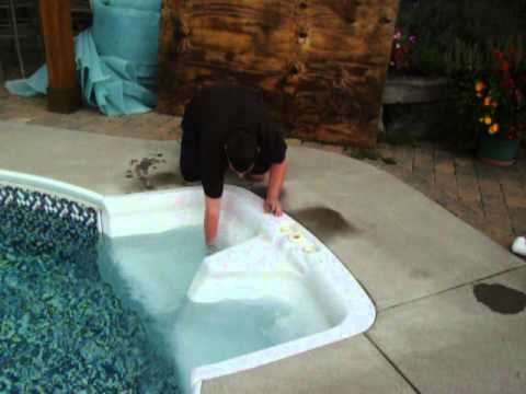 How To Winterize Inground Pool Return Jets Youtube