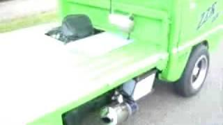 軽トラにバイクのエンジンを積んでみた thumbnail