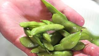 枝豆の茹で方 2