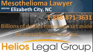 Elizabeth City Mesothelioma Lawyer & Attorney -  North Carolina