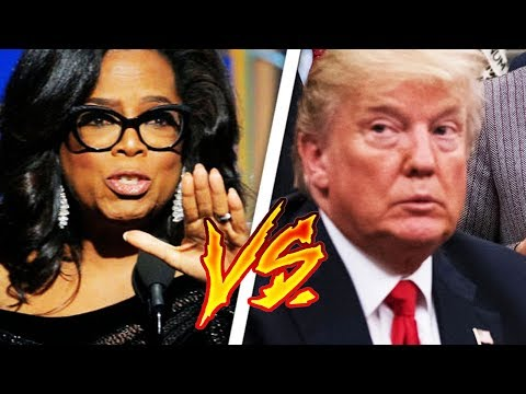 POLL: Oprah vs Trump Winner Is...