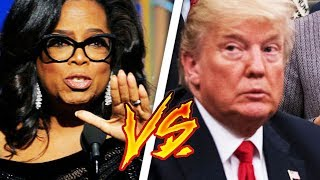 POLL: Oprah vs Trump Winner Is...