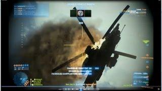 Battlefield 3 Montage - Killserie mit der stationären Flugabwehr - Lets Play BF3 gameplay