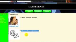 Curso de html basico - XVI Parte