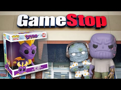Late Night Funko Pop Hunting | Picking Up Preorders