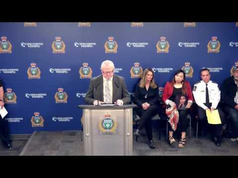 Missing Person - Christine WOOD - Homicide Investigation C16-174340