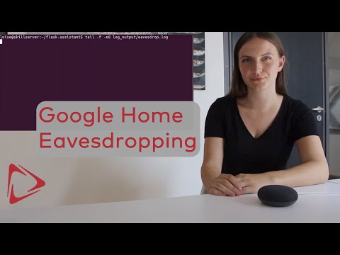 Smart Spies: Google Home Eavesdropping