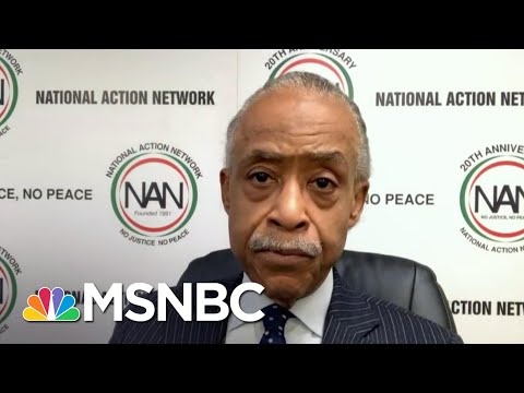 Sharpton: Members Of Law Enforcement Involved In Capitol Riot Is ' The Least Surprising Thing To Me'