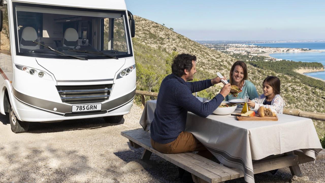 Camper 780, navigaţie avansată pentru pasionaţii de camping şi rulote