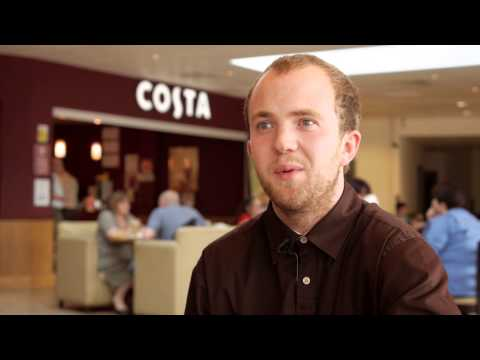Skills Development Scotland - Andrew Wright, Costa Coffee