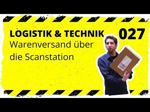 logistik&technik #027: Warenversand über die Scanstation - Wie funktioniert das?