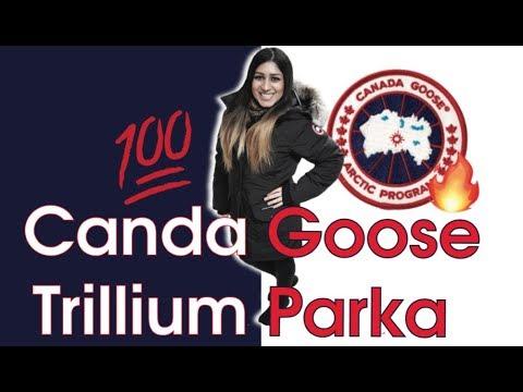 Canada Goose Trillium Parka Review + On Body
