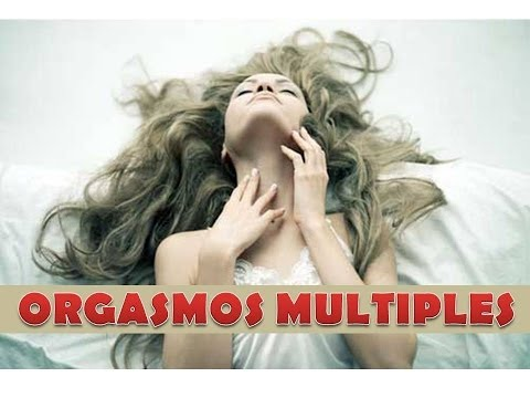 Orgasmos Múltiples o Multiorgasmos - Silviad8a