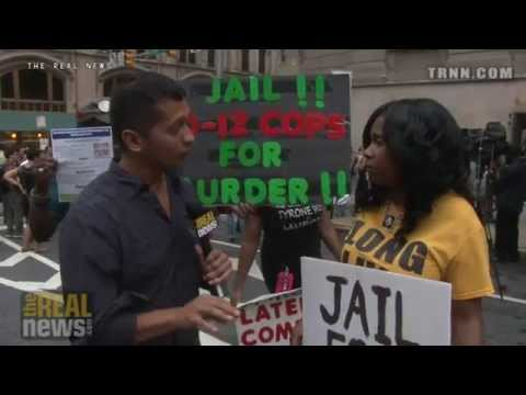 After Hearing, Protests Against Police Killings Continue