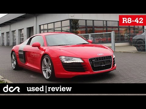 Buying a used Audi R8  20072015 Common Issues Buying advice