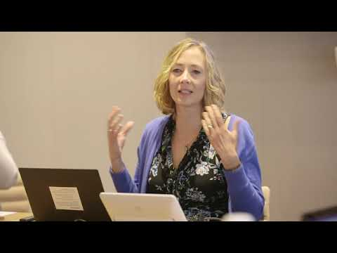 Flash Presentation: Tina Kempin Reuter on YouTube