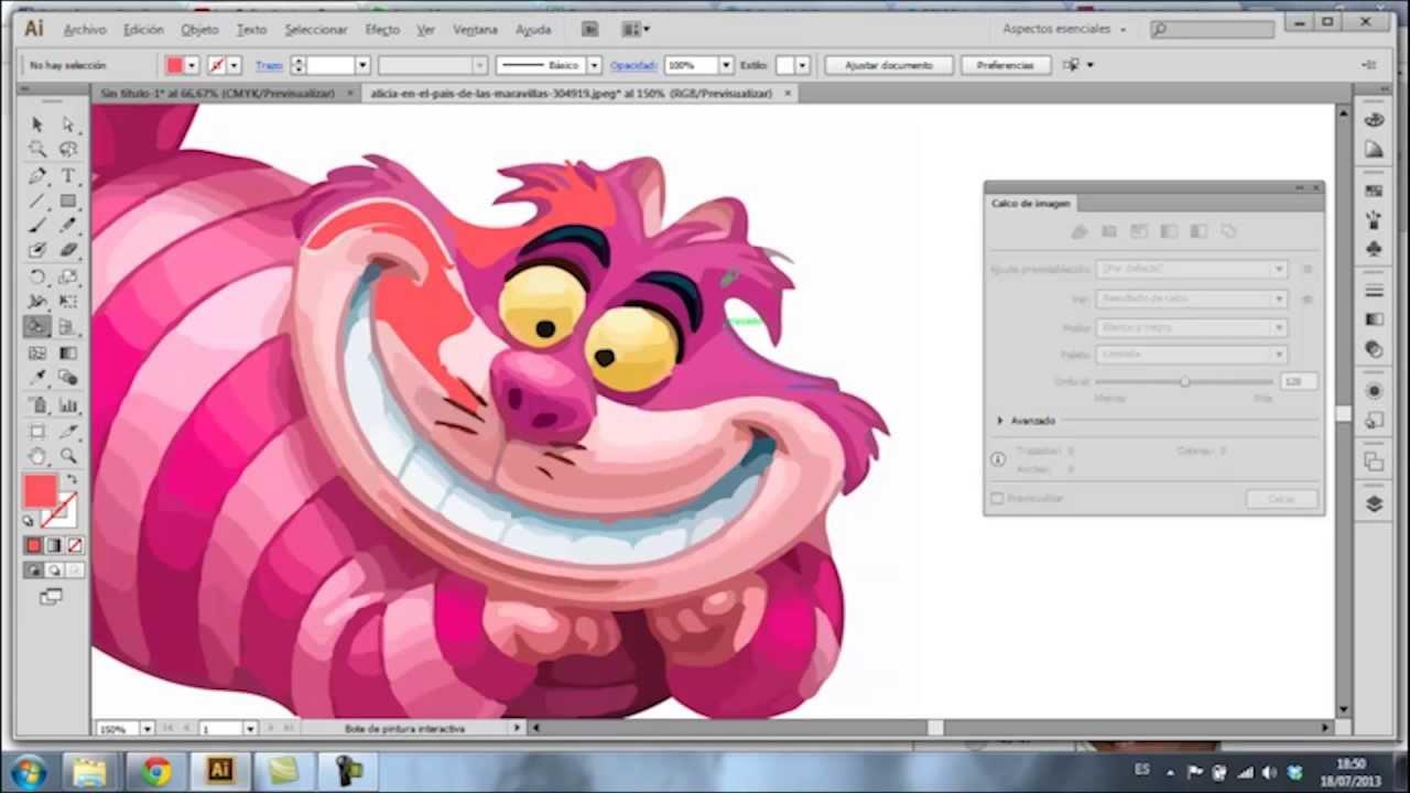 ORIGO Como Colorear desde Illustrator tus Propios Diseños. (Cs6