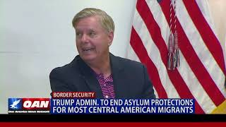 Trump admin. to end asylum protections for most Central American migrants