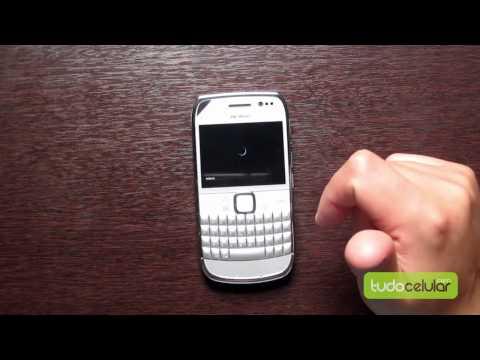 Prova em vídeo: Nokia E6   Tudocelular.com
