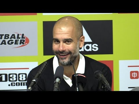 Watford 0-6 - Manchester City - Pep Guardiola Full Post Match Press Conference - Premier League