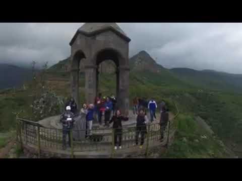 The sights of Armenia