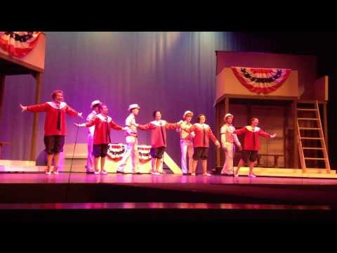 It's You - The Music Man at Hudson High School 2013