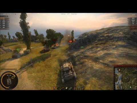 World of Tanks - Patch 8.1 Preview - Tier 2-5 Cruiser Light Tanks
