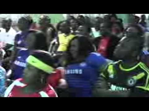Watch: Funny Ebola Experience with  Mc Pashun