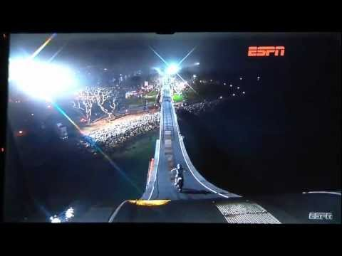 Red Bull. No Limits. 2012 New Year's World Record Event [HD]