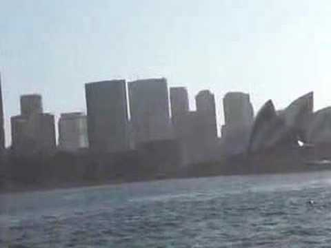 KEV IN OZ LAND: EPISODE 12 - HARBOUR BRIDGE AND OPERA HOUSE