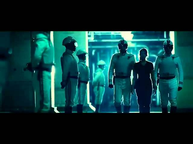 The Hunger Games - Theatrical Trailer 2 (s SK titulkami)