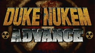 CGR Undertow - DUKE NUKEM ADVANCE review for Game Boy Advance