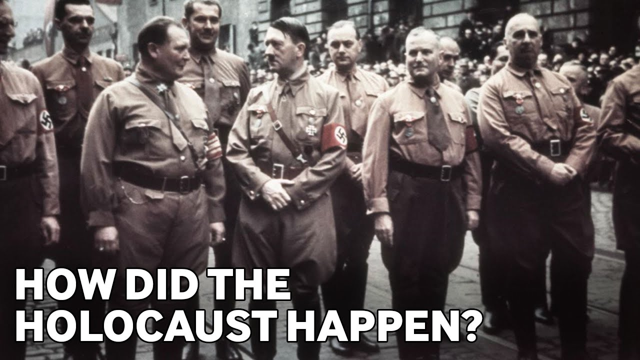 The Holocaust   Part One: Persecution