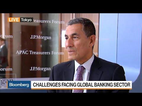 JPMorgan's Hernandez on Challenges Facing Banking Sector