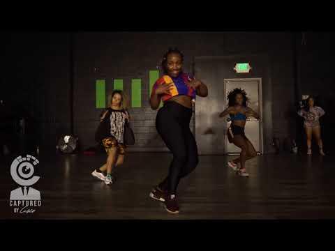 Get Up - Ciara (feat. Chamillionaire)   Davion Coleman Choreography