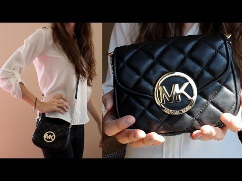 Michael Kors Quilted Mini Fulton Review