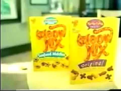 Meow Mix Commercial Stuck in My Head 2002