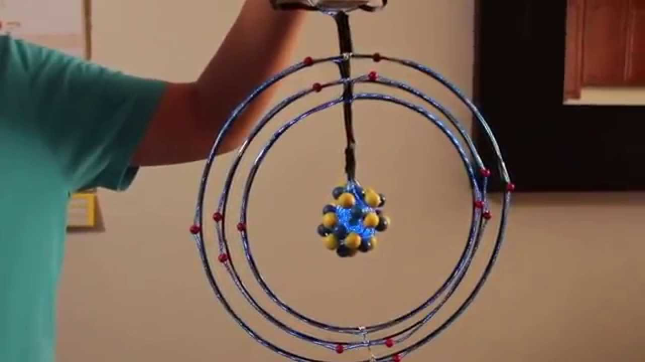 medium resolution of atom model