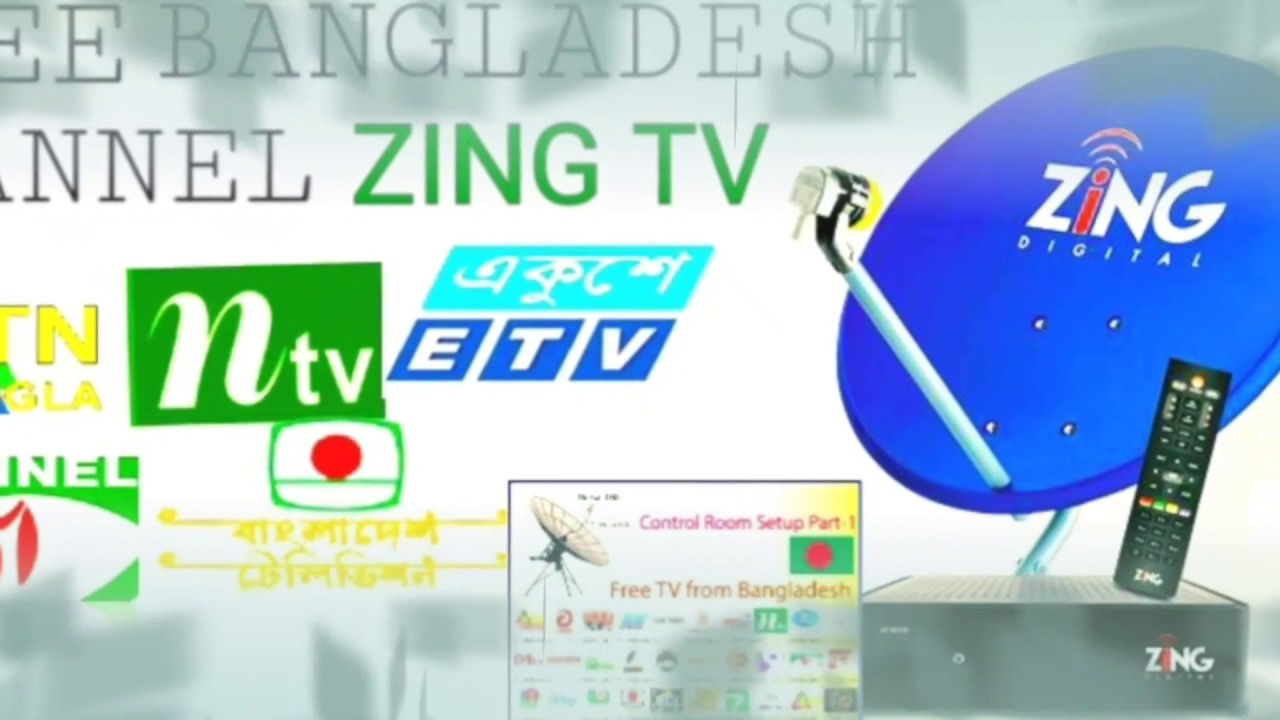Free Channel On Dish Tv Free Bangladesh Channel On Zing Tv Youtube