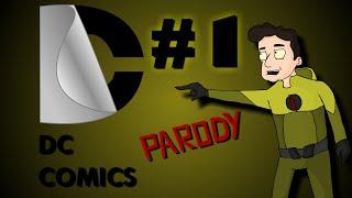 DC Comics parody - The Flash