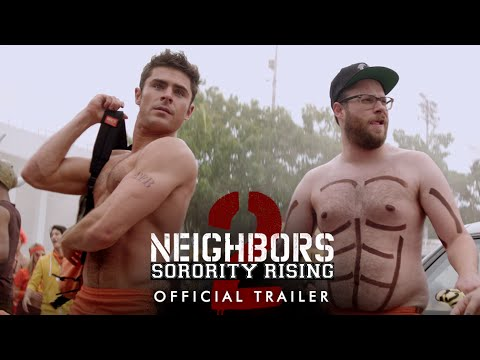Neighbors 2 - Official Trailer (HD) from YouTube · Duration:  2 minutes 33 seconds