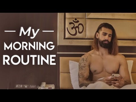 MY MORNING ROUTINE (Indian Men) | Men's Hair, Grooming and Lifestyle Tips 2019